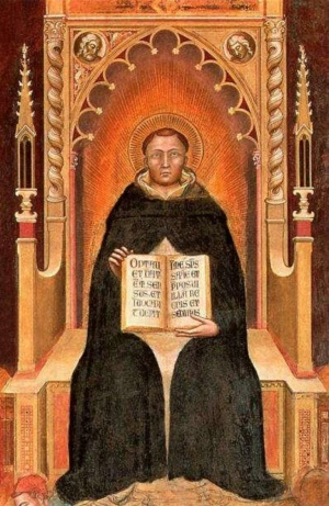 "Lecture: ""The Early Cult of Thomas Aquinas in Southern Italy"""