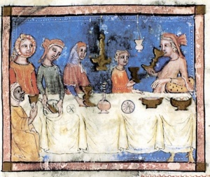 "Lecture. Linda Safran: ""Art for Passover in the Medieval Mediterranean."""