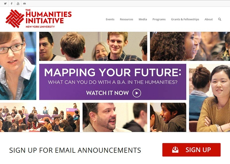 The Humanities Initiative, New York University