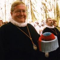 In memoriam: Roger E. Reynolds (1936–2014)