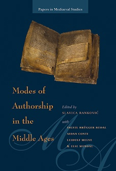 Modes of Authorship in the Middle Ages