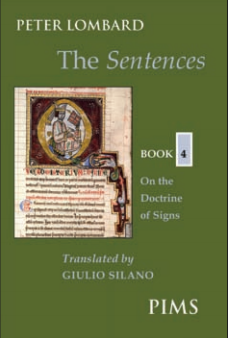 The Sentences – Book 4: On the Doctrine of Signs