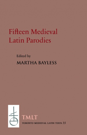 Fifteen Medieval Latin Parodies